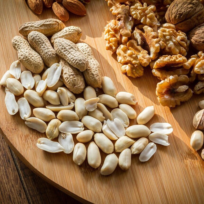 THE BENEFITS OF PEANUTS