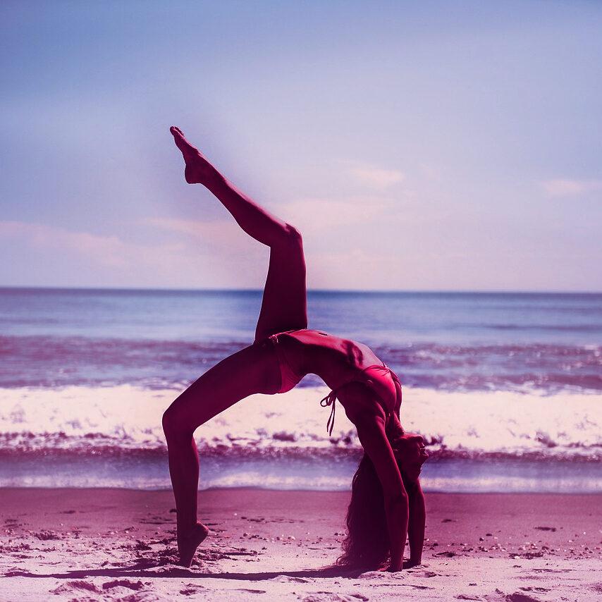 Kaitlin Ferland Yoga