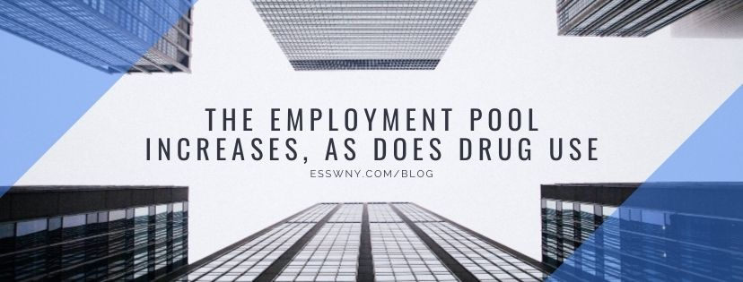 The Employment Pool Increases, As Does Drug Use