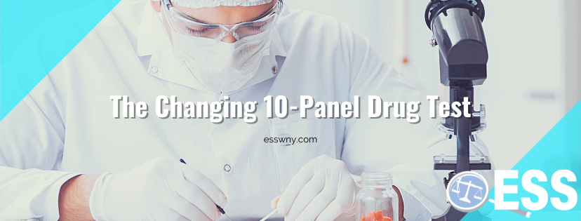 The Changing 10-Panel Drug Test