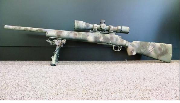 st louis armory custom precision rifle