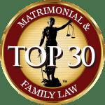 Advocates-top-30-matrimonial-member-seal