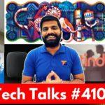 Tech Talks #410 – Jio Coin 100Rs, Drone on Road, Test Tube Hard Drive, Tinder Hack, Mi 6X