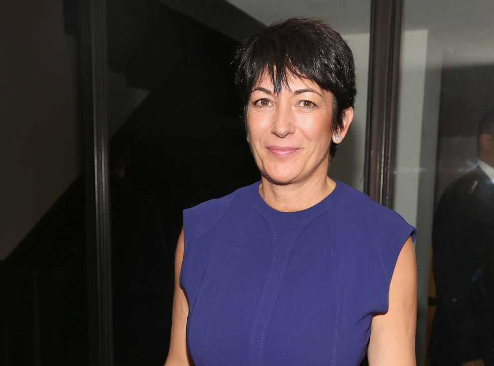 PHOTO: Ghislaine Maxwell attends an event in New York City, Oct. 18, 2016.