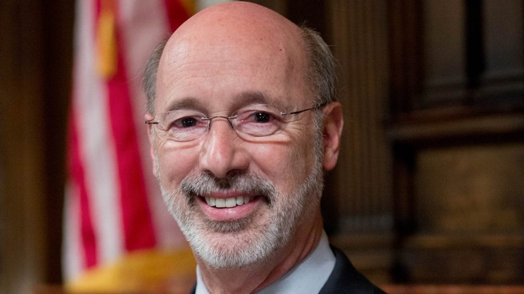 Pennsylvania Gov. Tom Wolf thegrio.com