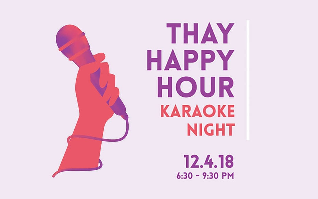 THAY End of Year Happy Hour 2018