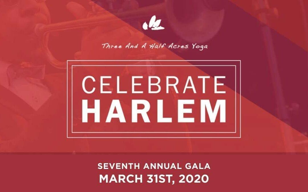 Three and a Half Acres – Celebrate Harlem 2020