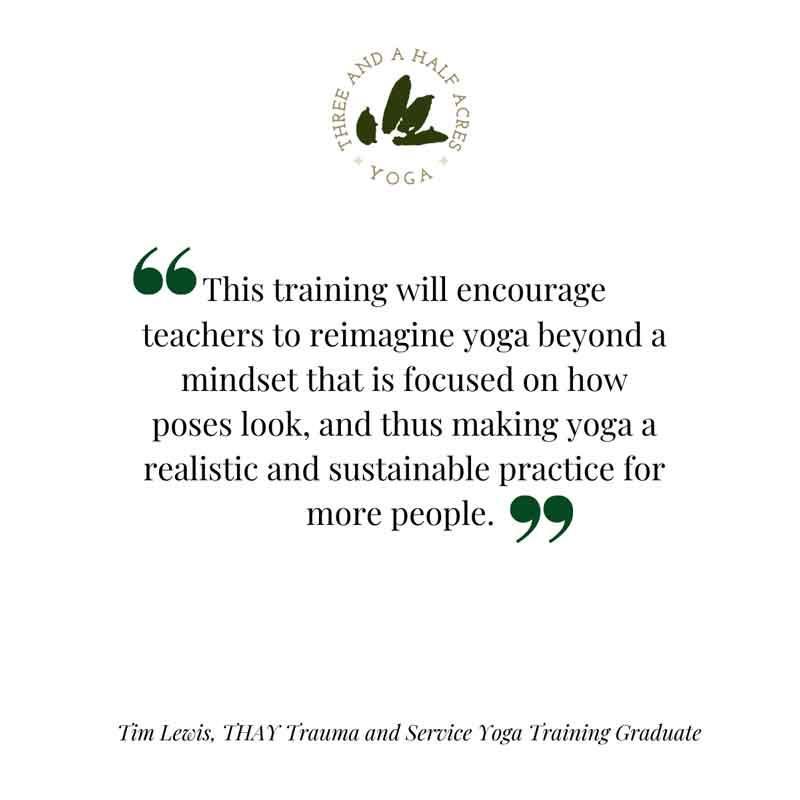 Tim Lewis quote