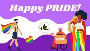 Ways We Show Our Pride 🌈 banner for blog post