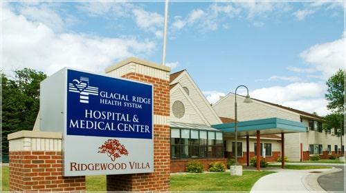 Glacial Ridge Hospital