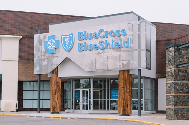 BlueCross BlueShield headquarters