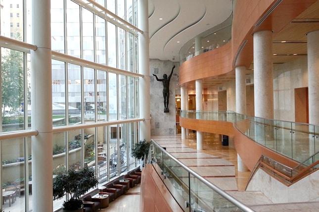Mayo Clinic interior