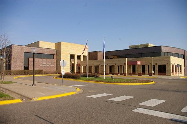 Dakota County Courtroom