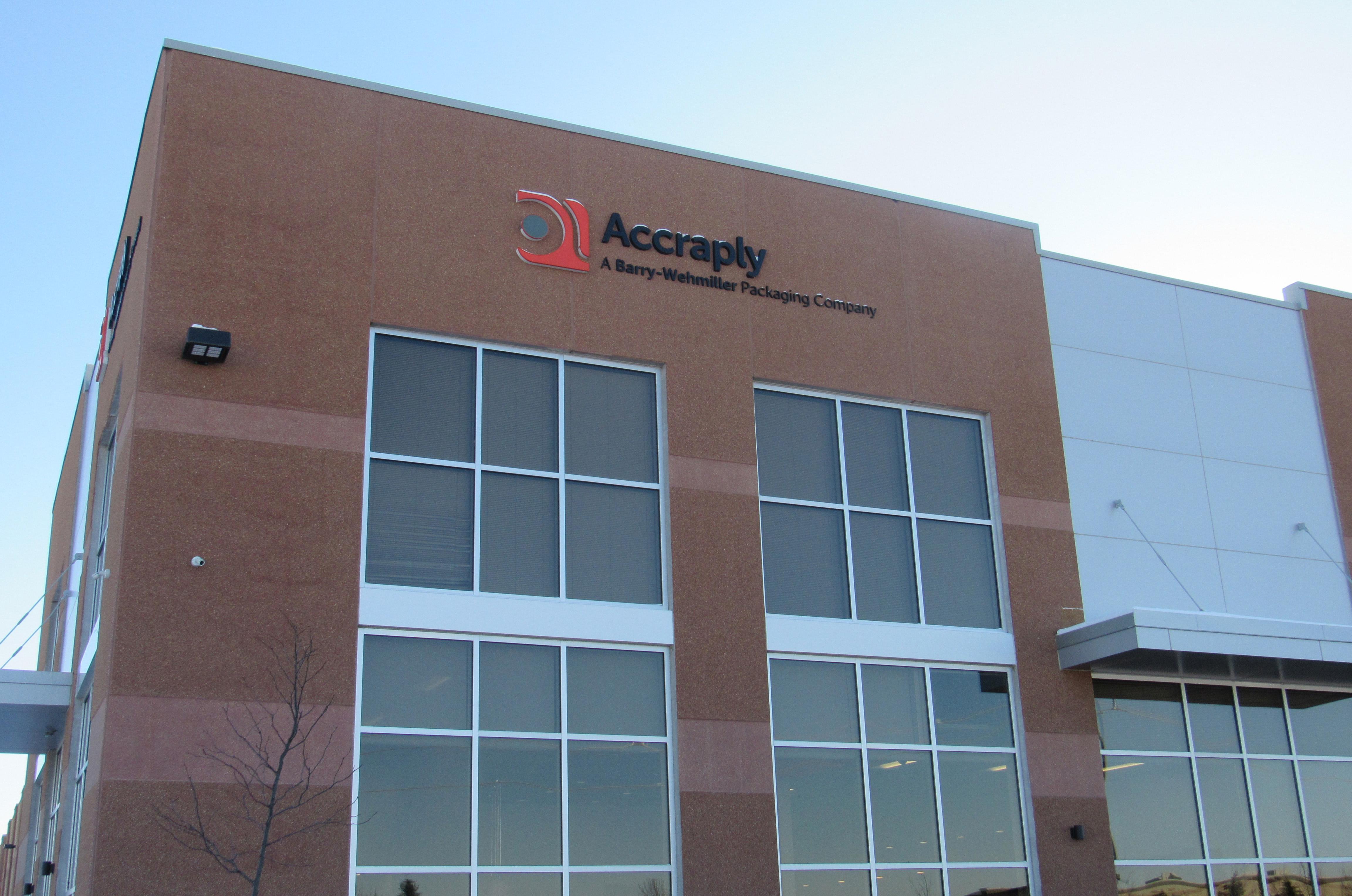 Accraply Building