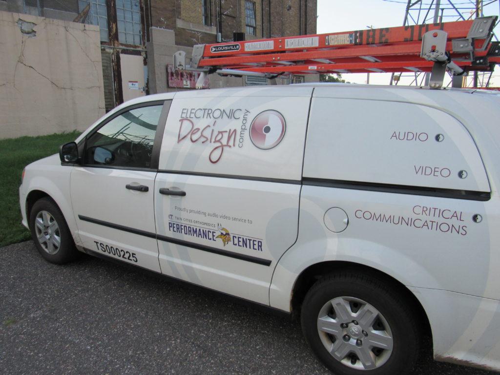 EDC is an AV integrator in the Twin Cities