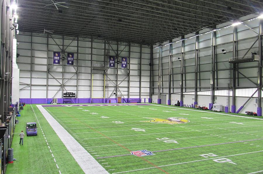 Minnesota Vikings training facility
