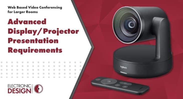 Web Based Conferencing - Projector Presentation , EDC