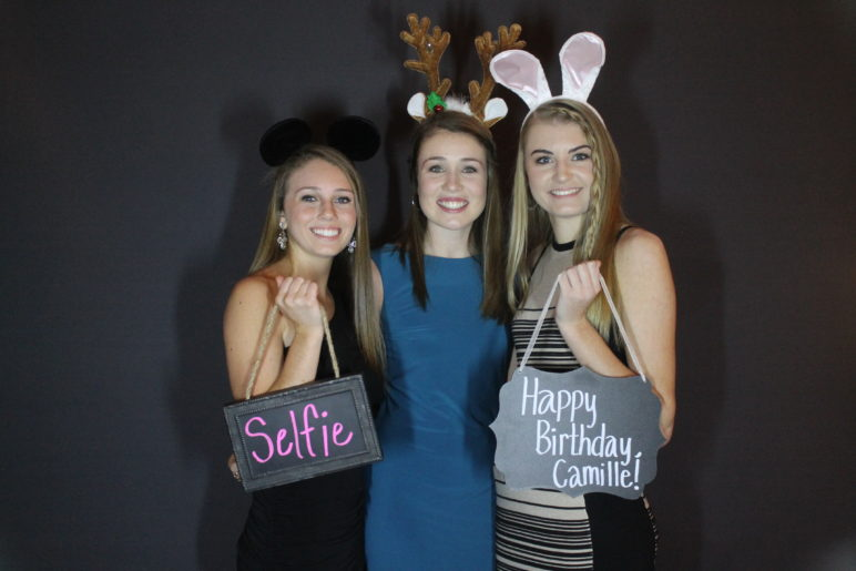 Camille's Sweet 16 Bash – Photo Booth Raleigh NC