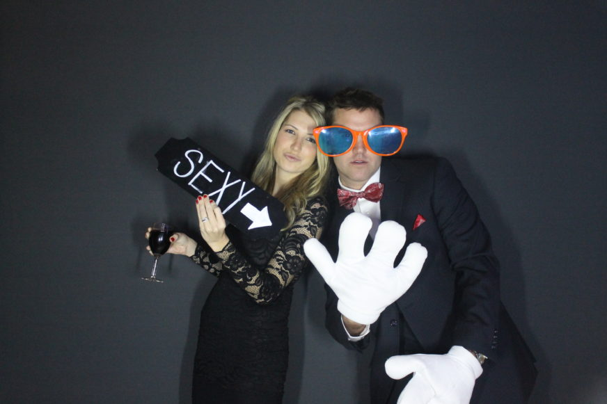 TEK Systems Holiday Party – Raleigh Photo Booth Fun