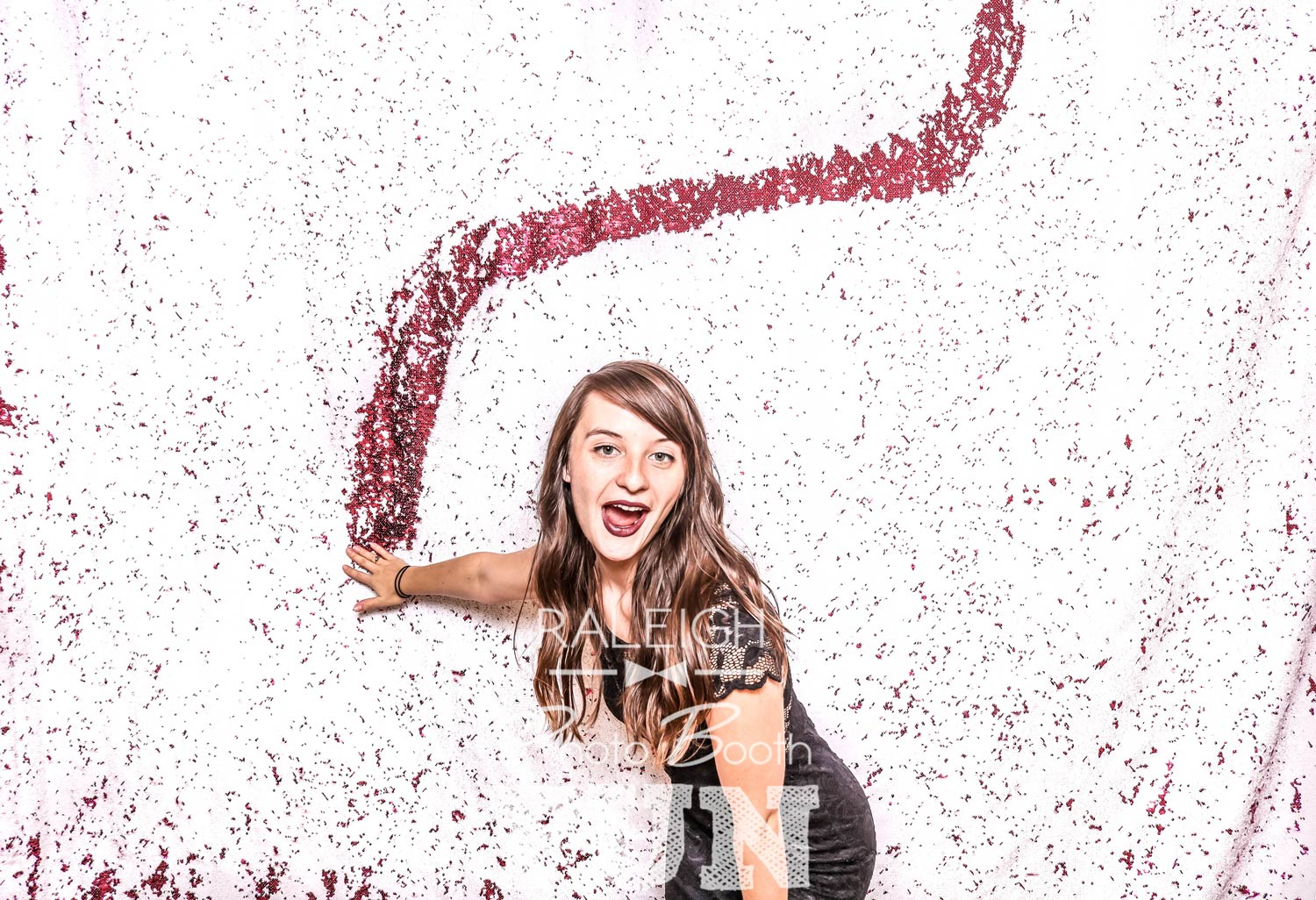 White-Pink-Sequin-Raleigh-Photo-Booth-2