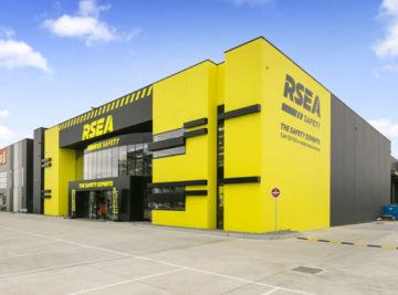 233 Greens Rd - RSEA external building