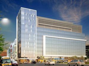 Longwood Medical Center - rendering