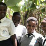 Kisaruni school girls, 2017