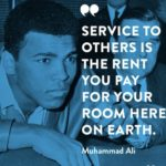 Inspired by Muhammad Ali