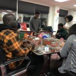 YOCISO Holiday craft workshop 2018