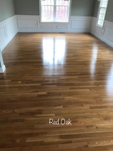 Oil-based Red Oak