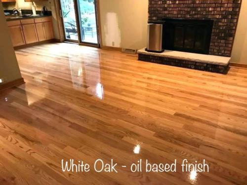 Oil-based White Oak