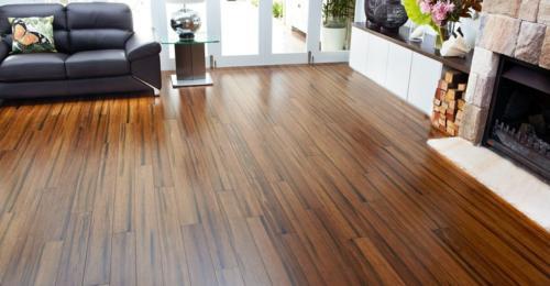 Pre-finished Oak