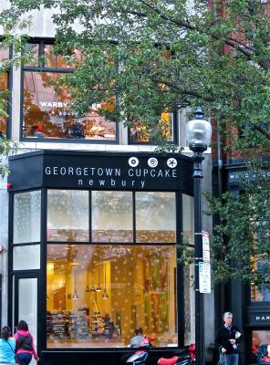 Warby Parker Project - Newbury St, Boston