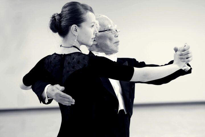 dancers love to dance