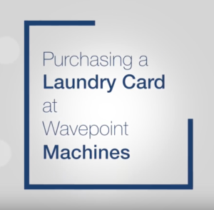 Purchasing a Laundry Card