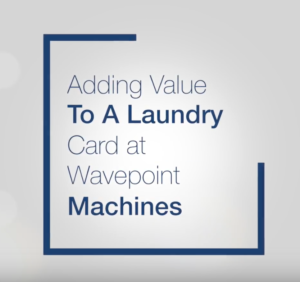Adding Value to a Laundry Card