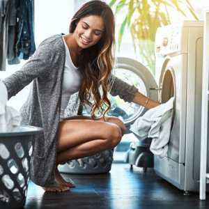 Three Laundry Tips for New Singles