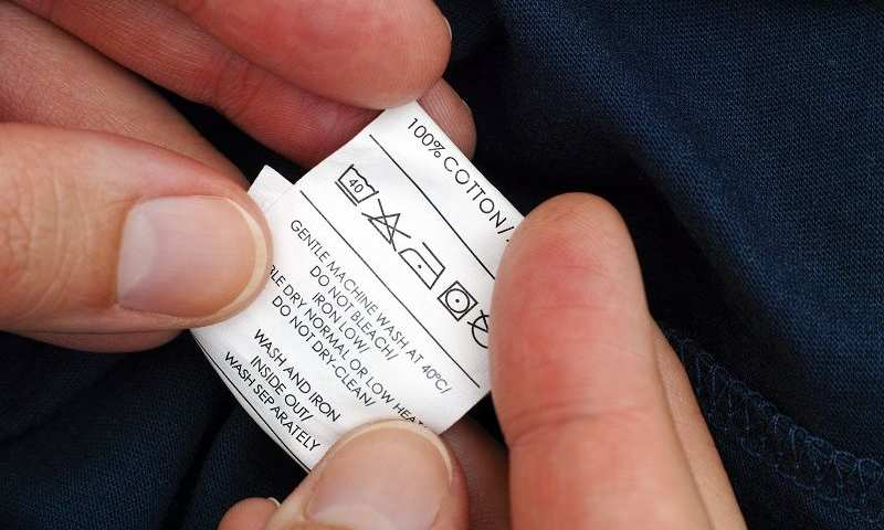 How to Read the Laundry Symbols on Clothing Tags