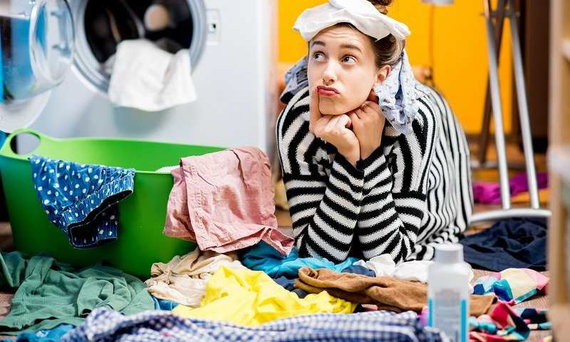 How To Save Money In The Community Laundry Room