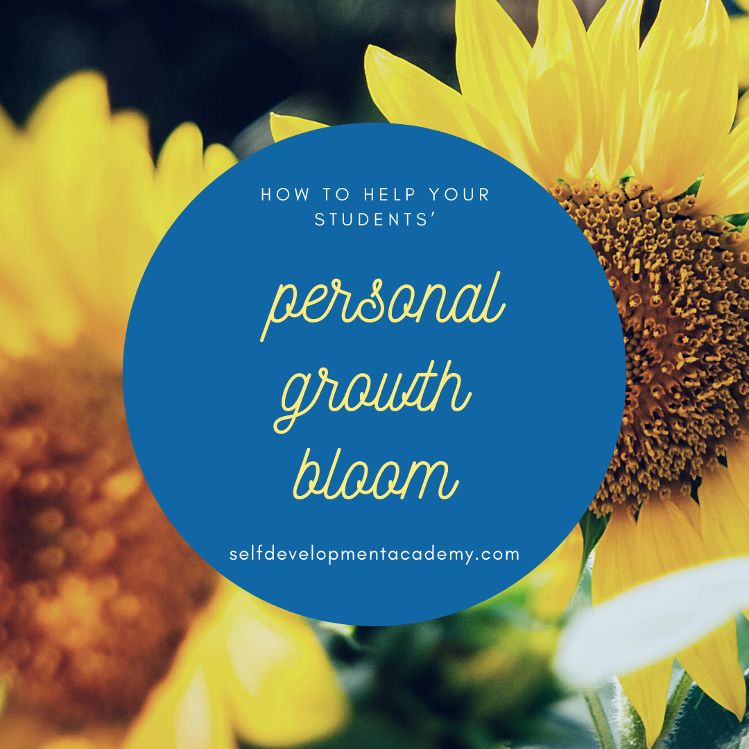 students' personal growth