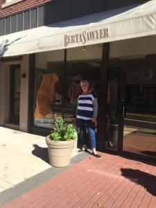 Best of Philadelphia Gowns-Berta Sawyer