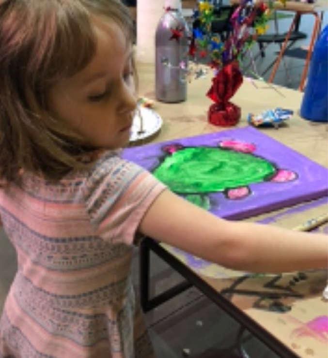DIY Paint Sessions