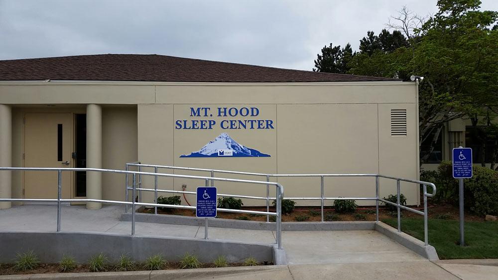 Legacy MT Hood Sign web