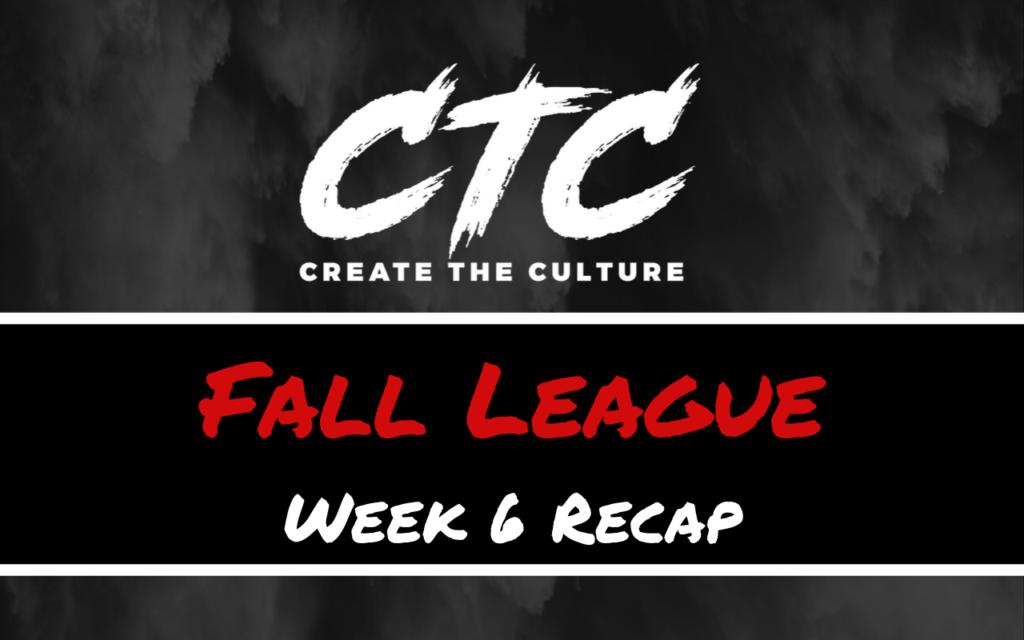 CTC Fall League Recap