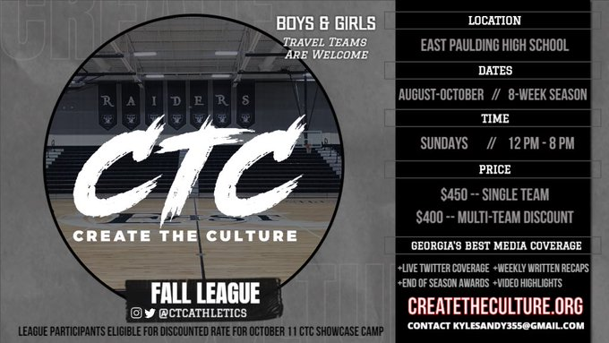 CTC Fall League