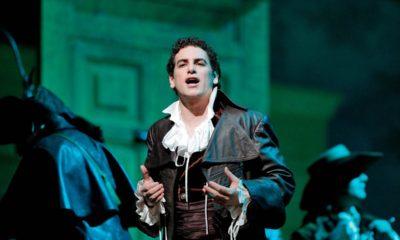 Juan Diego Flórez canta en el Metropolitan Opera