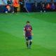 Messi Barcelona empate