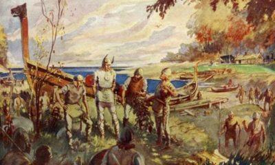 Otras culturas llegaron a América y establecieron contacto con los indígenas de diferentes regiones.