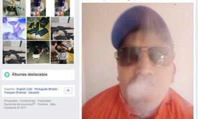 El Tatos, perfil de Facebook
