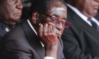 Robert-Mugabe sufre golpe de Estado del ejército